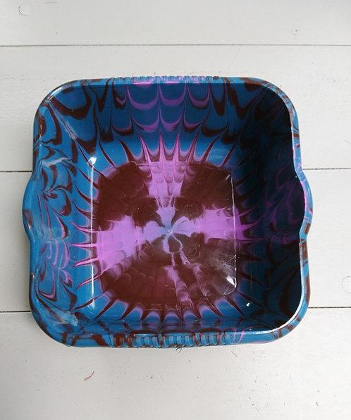 plastic afwasteil small blauw