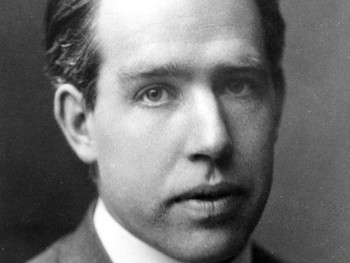 Alpha Tau Honors the Birthday of Niels Bohr -Pioneering Theoretical Physicist and Great Humanitaria