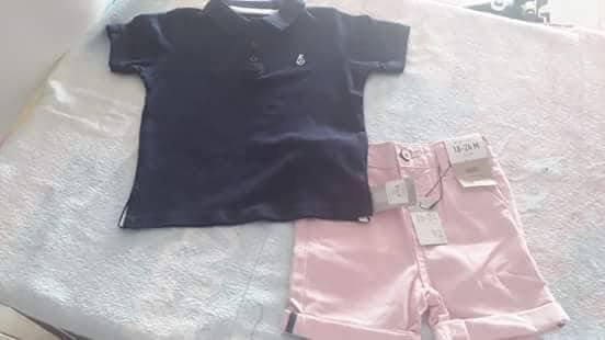 Conjunto Infantil Masculino