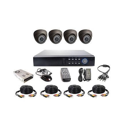 CCTV Kit - Vídeo vigilância
