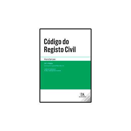 CÓDIGO DO REGISTO CIVIL - ANOTADO E COMENTADO