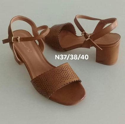 Sandálias toco