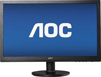 Monitor AOC E2060SWD LED