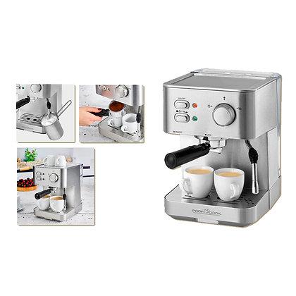 Máquina de café expresso e cappuccino