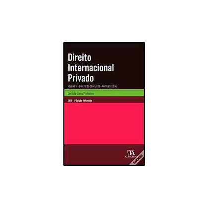 Direito Internacional Privado - Volume II - Direito de Conflitos - Parte Especia