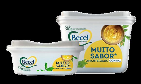 CREME VEGETAL BEL CAMPO SABOR MANTEIGA 500G