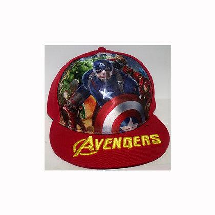 Chapéu Infantil Avengers