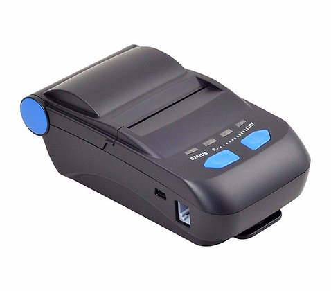 Impressora de recibos portátil