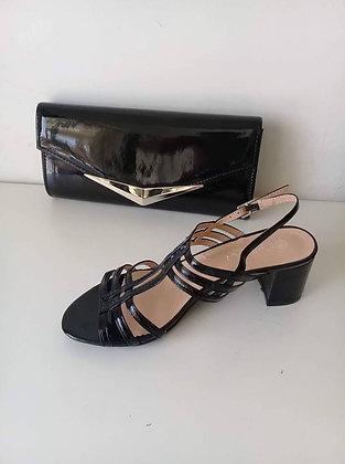 Conjunto Sapato e Carteira