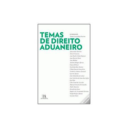 Temas de Direito Aduaneiro
