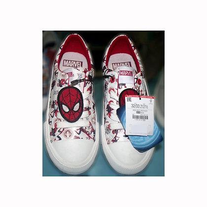 Ténis Infantil Spider Man