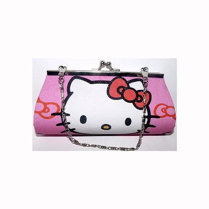 Carteirinha Infantil Heloo Kitty