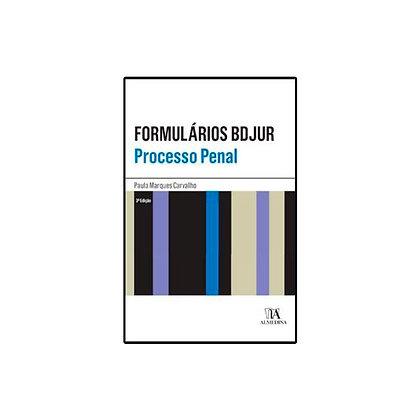 Formulários BDJUR - Processo Penal