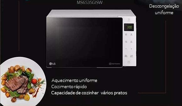 Micro-ondas LG Nao Chef