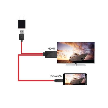 Conversor Micro USB para HDMI