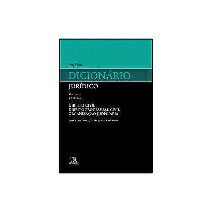 Dicionário Jurídico - Volume I