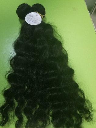 Extensões de cabelo Ondulado