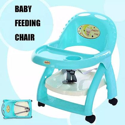Cadeira de alimentação com rodas
