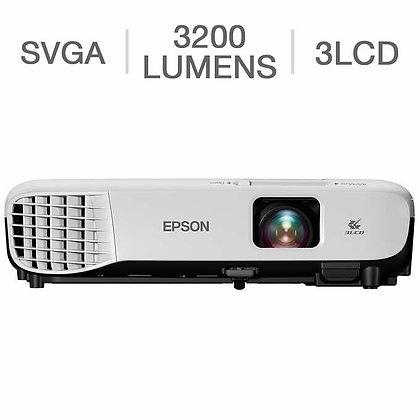 Projetor Epson – VS250 SVGA 3LCD