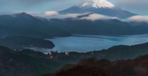 富士山ってなんで撮りたくなるのかなぁ?