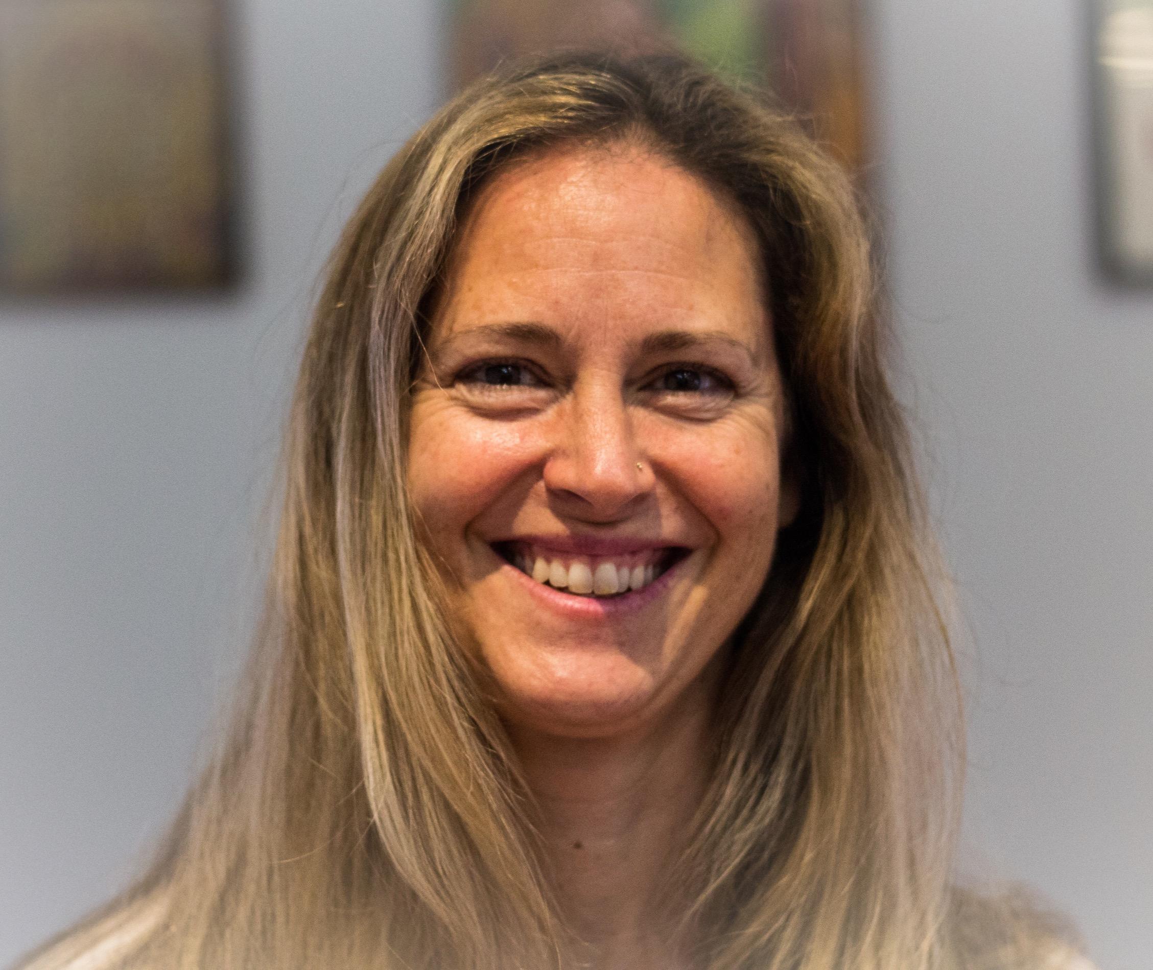 Stacy Ingram, Advanced Ashtanga Teacher