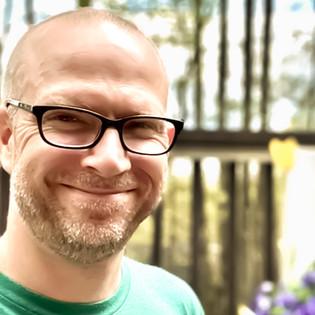 Michael Johnson, Director of Clearlight Yoga, ERYT-500, Doyen Instructor & Musician