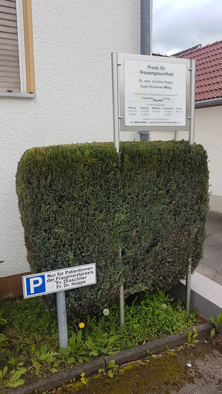 Praxisparkplatz