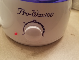Beauty Product Review Pro Wax100