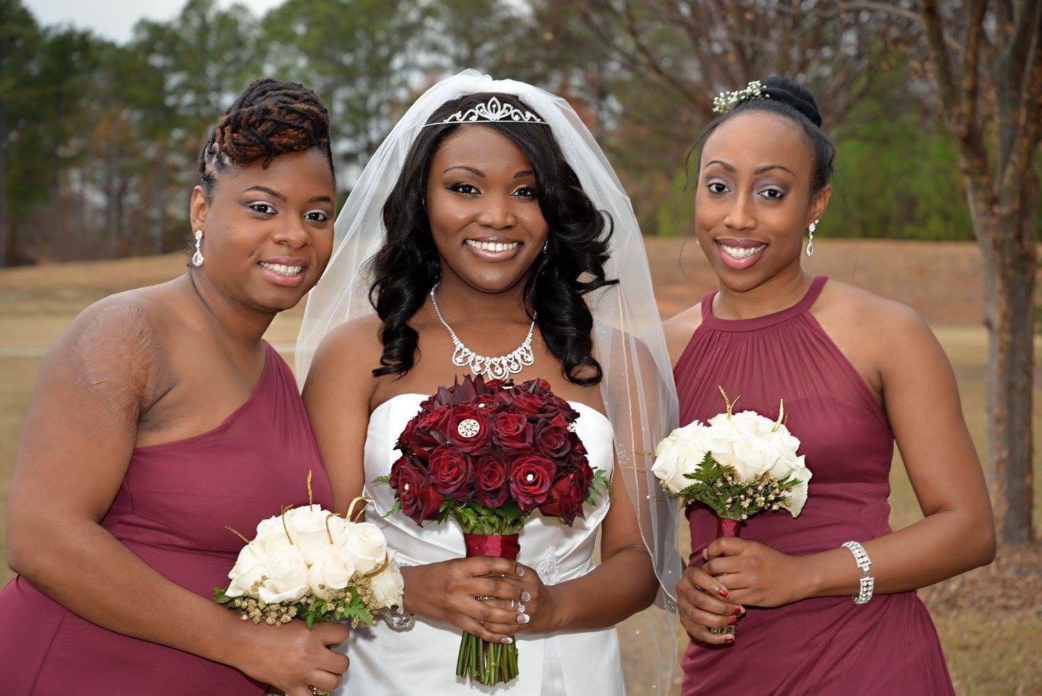 Just The Bridesmaid