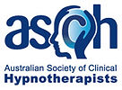 Professional Member of Australian Society of Clinical Hypnotherapists logo