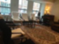 Sydney Hypnotherapy & Self Hypnosis Centre, Sydney self-hypnosis courses room