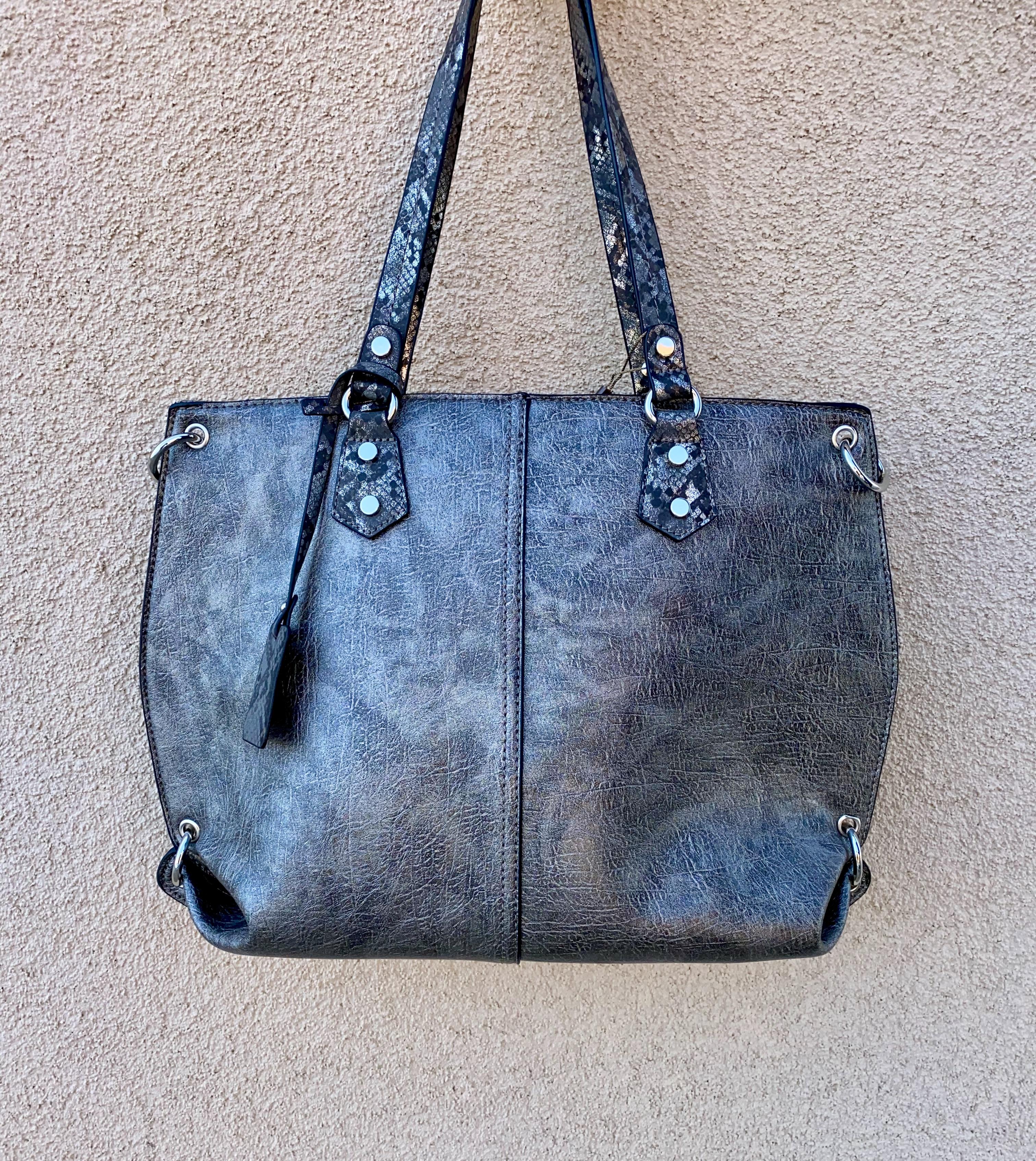 Treska bag (2 in 1) $79