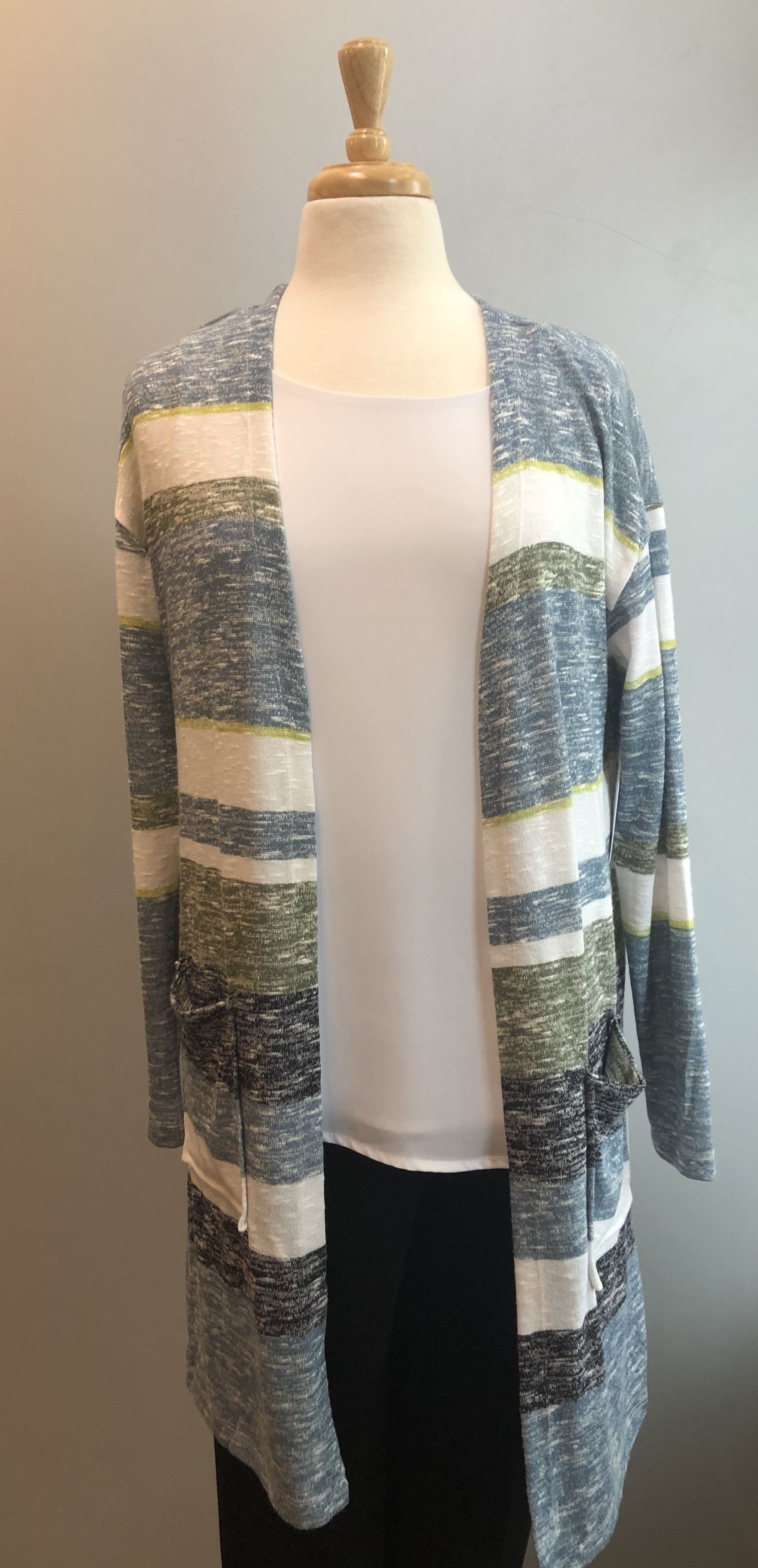 Tribal Cardigan $64