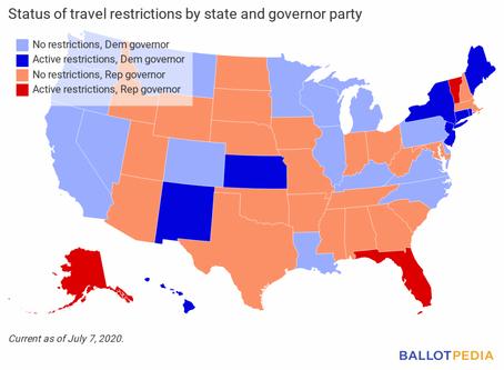 State Travel Advisory