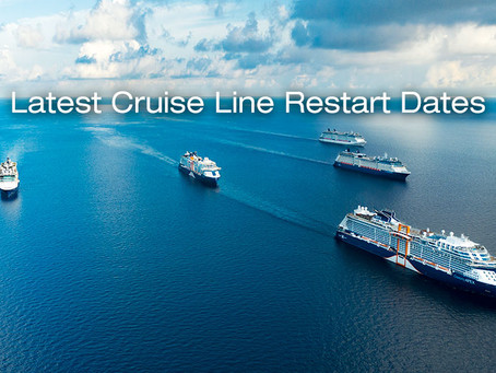 Latest Predictions: When the Major Cruise Lines Will Sail
