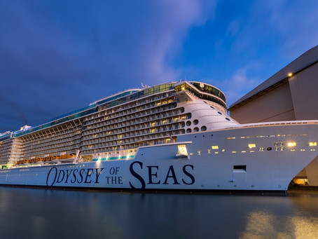 Odyssey of the Seas to Sail from Israel in Summer 2021