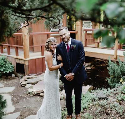 Omaha wedding photographer videographer bride groom