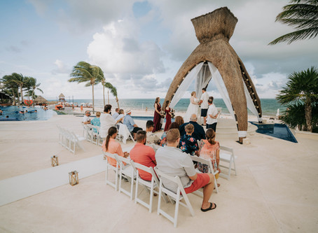 Cami + Tyler | Cancun, Mexico