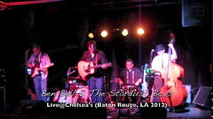 """Ben Bell & The Stardust Boys Live at Chelsea's Cafe """"En Los Pinos"""""""