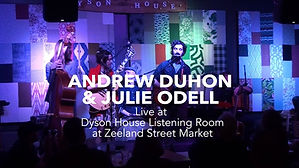 Andrew Duhon & Julie Odell at Dyson House