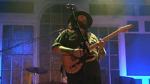 "Jonathon Long Live at Mid City Ballroom ""Folsom Prison Blues"""