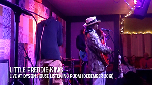 Little Freddie King at Dyson House Song #2