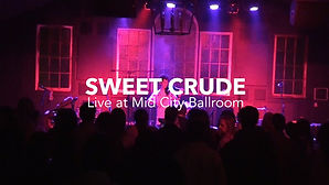 "Sweet Crude ""Last Song"" at Mid City Ballroom"