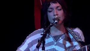 """Julie Odell Live at Chelsea's Cafe """"Leave On"""""""
