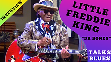 Little Freddie King Interview with Red Stick Music
