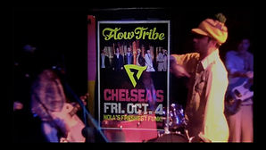 Flow Tribe Live at Chelsea's Cafe