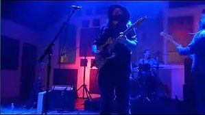 "Jonathon Long Live at Mid City Ballroom ""Catfish Blues"""