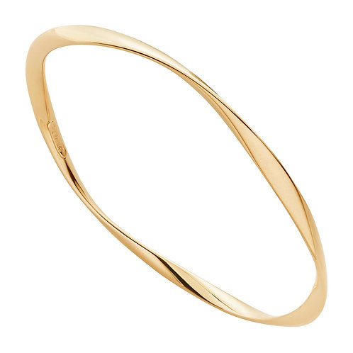 NAJO - Garden of Eden Bangle Yellow