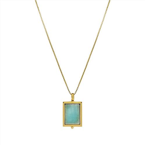NAJO - Amazonite Necklace