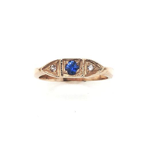 AMELIE - Ceylon Sapphire
